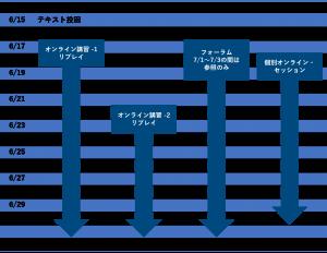 MAXQDA操作入門オンライン・ワークショップ日程